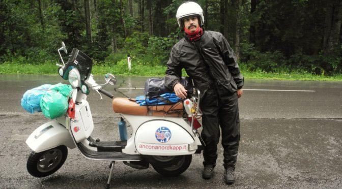 Day 2, Tarcento – Ingolstadt, 446Km (277 miles)