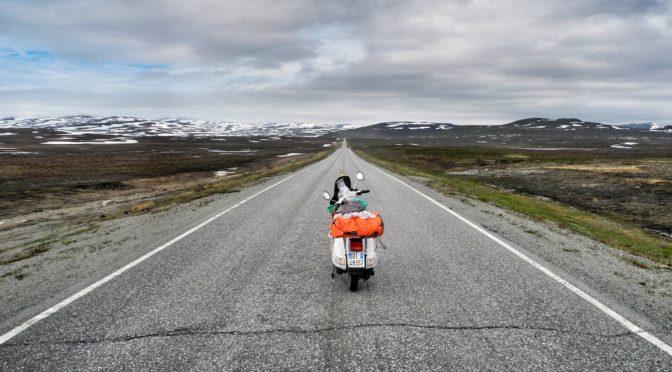 Day 10, Alta – Nordkapp 268Km (167 miles)